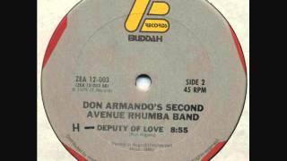 Download DON ARMANDO'S SECOND AVENUE RHUMBA BAND - DEPUTY OF LOVE Video