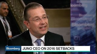 Download Juno Therapeutics CEO Bishop on Immunotherapy Video
