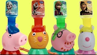 Download Peppa Pig BATH PAINT Fun Toy Surprises & Bubbles | Toys Unlimited Video