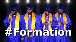 Download The Starrkeisha Choir - Formation! #BeyHive | Random Structure TV Video