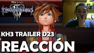 Download Kingdom Hearts 3 Trailer D23 - Reacción a Toy Story y Fecha de Salida 2018 (Español) Video