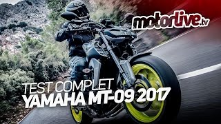 Download YAMAHA MT-09 2017 | TEST Video