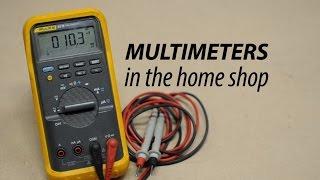 Download Multimeter Tips & Tricks Video