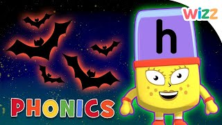 Download Phonics - #Halloween Season | Learn to Read | H Is for Halloween | Alphablocks | Wizz Video