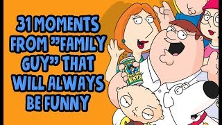 Download 31 Moments From ″Family Guy″ That Will Always Be Funny Video