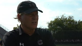 Download POST-GAME: Mark Person on College of Charleston — 8/20/17 Video