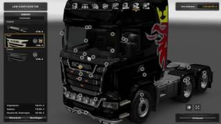 Download (Ets2 1.24.4.3)Scania Mighty Griffin DLc Video
