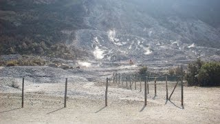 Download Italian supervolcano showing signs of activity Video