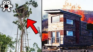 Download Top 10 Most Dangerous Buildings That People Actually Still Live In Video