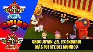 Download Shogunyan ¿el legendario más fuerte del mundo? | Yo-kai Watch Blasters Video