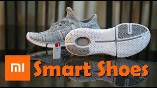 Download Xiaomi Mijia Smart Shoes review - Rs. 3000 to Rs. 5000 Video