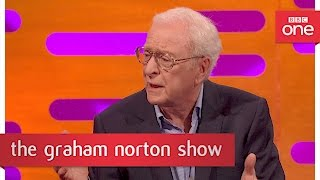 Download Michael Caine talks about how his name can be misheard - The Graham Norton Show 2017: Preview Video