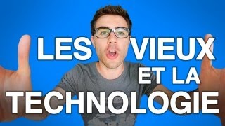 Download Cyprien - Les vieux et la technologie Video