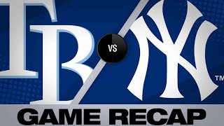 Download Sabathia earns 250th win in 12-1 victory | Rays-Yankees Game Highlights 6/19/19 Video