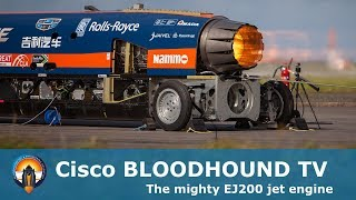 Download Cisco BHTV: The mighty EJ200 jet engine Video