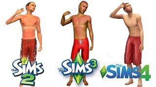 Download ♦ Sims 2 vs Sims 3 vs Sims 4 : Seasons - Summer Video