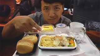 Download Flying Singapore Airline PREMIUM Economy New York to Singapore Video