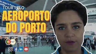 Download Aeroporto do Porto, Portugal Video