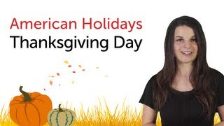 Download Learn American Holidays - Thanksgiving Day Video