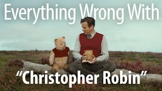 Download Everything Wrong With Christopher Robin Video