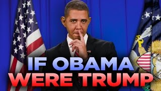 Download If Barack Obama Were Donald Trump (with Reggie Brown) Video