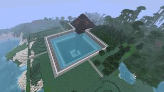 Download GeoFront (NERV HQ) - Minecraft timelapse [HD] Video