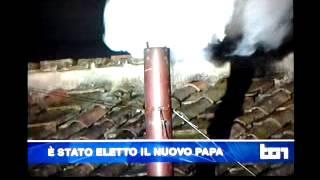 Download Edizione Straordinaria Tg1 - Fumata Bianca Papa Francesco - 13.03.2013 Video