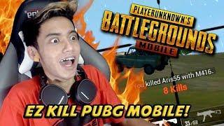 Download PUBG MOBILE EZ KILL HAHAZEEK! Video