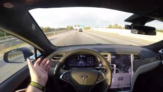 Download Tesla Autopilot Update Version 17.11.3   8.1 Video