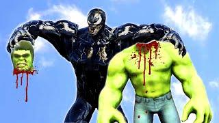 Download Venom VS Hulk Epic Battle | Grand Theft Auto V Video