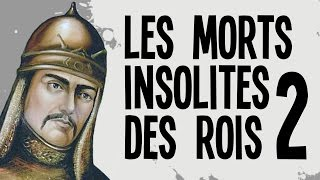 Download Les 5 morts insolites des rois - partie 2 - Nota Bene #12 Video