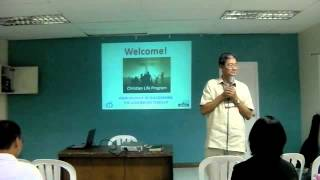 Download CTK CLP Orientation 1 Video
