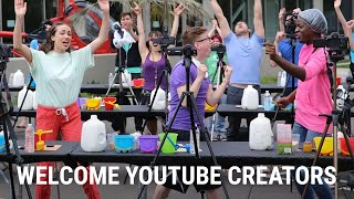 Download Welcome YouTube Creators Video