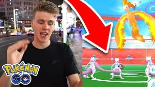 Download THE MOST MEWTWO IN A LEGENDARY RAID EVER?! (Pokemon Go) Video