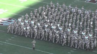 Download Fightin' Texas Aggie Band Halftime Show - Alabama Game at Kyle Field on October 17, 2015 Video