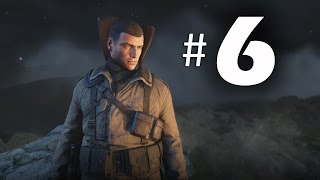 Download Sniper Elite 4 Gameplay Walkthrough Part 6 - Double Kill! PS4 Pro Video