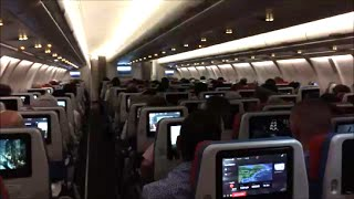 Download Turkish Airlines Airbus A330-300 NEW Economy Class Review Video