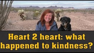 Download Friendly Heart to Heart: Where Has Kindness Gone? Video