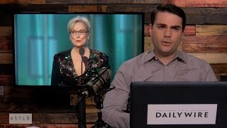 Download Ben Shapiro Deconstructs Meryl Streep's Golden Globes Speech Video