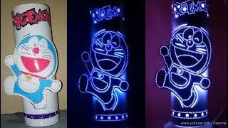 Download Lampu hias Doraemon dari paralon bekas Video