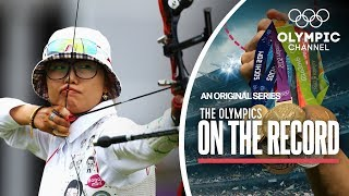 Download South Korea's Olympic Records in Womens Archery | The Olympics On The Record Video