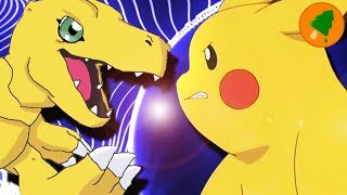 Download Pokemon vs Digimon: The REAL TRUTH Video