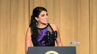 Download Cecily Strong complete remarks at 2015 White House Correspondents' Dinner (C-SPAN) Video