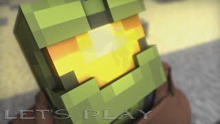 Download Minecraft Halo 5 Trailer (Achievement Hunter Fanimation) Video