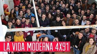 Download La Vida Moderna 4x91...es visitar la tumba de tu abuelo desde Google Maps Video