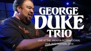 Download George Duke Trio ″It's On″ Live at Java Jazz Festival 2010 Video