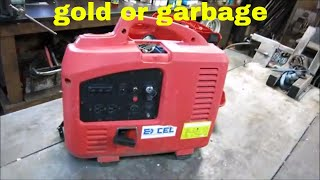 Download will it run? $20 scrap yard generator. Video