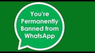 Whatsapp Ban Solution July 2018