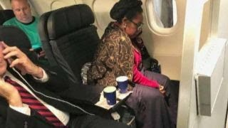 Download Controversy over Rep. Sheila Jackson Lee's airline seat Video