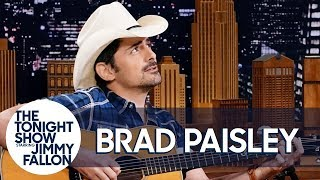 Download Brad Paisley Debuts Unreleased Love Song ″First Cousins″ Video